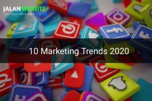 10 marketing trends 2020